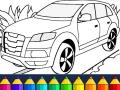 ألعب Cars Coloring Game لعبة